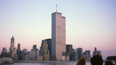 World Trade Center vintage 70's