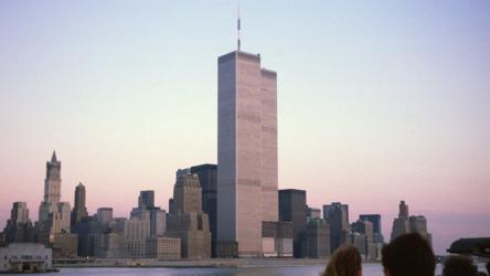 World Trade Center vintage 70's